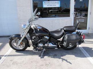 2007 Yamaha 650 V Star Custom Dania Beach, Florida 5
