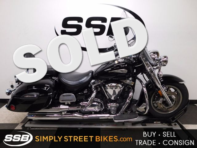 2007 Yamaha Road Star Midnight Silverado