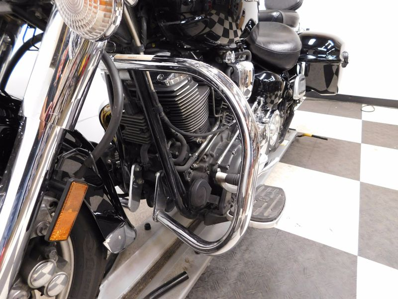 2007 Yamaha Road Star Midnight Silverado in Eden Prairie, Minnesota