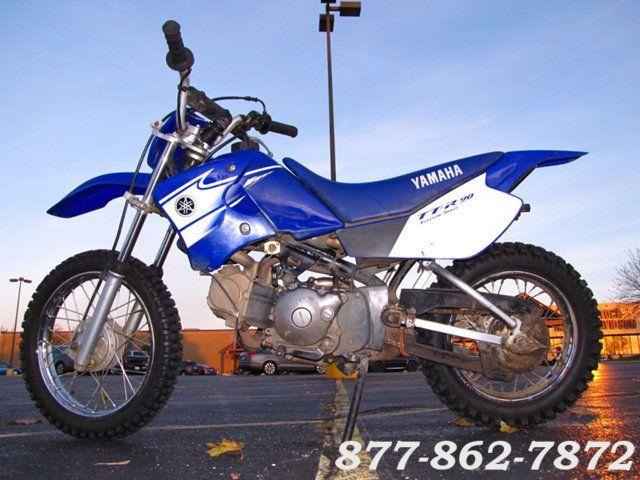 2007 Yamaha TTR90 TTR90 McHenry, Illinois 1