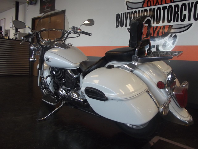 2007 Yamaha V Star CLASSIC 650 Arlington, Texas 15