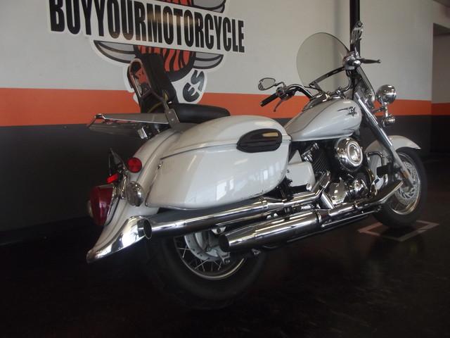 2007 Yamaha V Star CLASSIC 650 Arlington, Texas 2