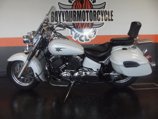 2007 Yamaha V Star CLASSIC 650 Arlington, Texas 13