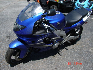 2007 Yamaha YZF600 Spartanburg, South Carolina