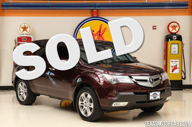 2008 Acura MDX Tech Pkg This Clean Carfax 2008 Acura MDX is in great shape with only 153 841 mile