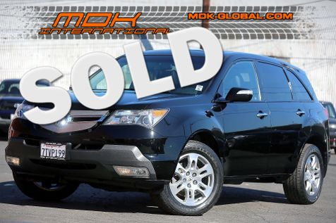 2008 Acura MDX - 3rd row seats - Bluetooth in Los Angeles