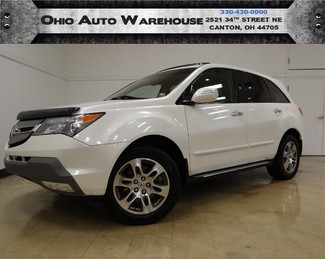 2008 Acura MDX AWD Navi Sunroof Cln Carfax We Finance in  Ohio