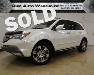2008 Acura MDX AWD Navi Sunroof Cln Carfax We Finance | Canton, Ohio | Ohio Auto Warehouse LLC in  Ohio
