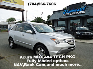 2008 Acura MDX Tech Pkg Charlotte, North Carolina 1