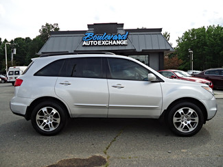 2008 Acura MDX Tech Pkg Charlotte, North Carolina 2