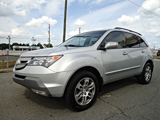2008 Acura MDX Tech Pkg Charlotte, North Carolina 4