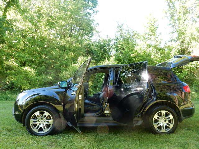 2008 Acura MDX Tech/Entertainment Pkg 3RD ROW SEAT Leesburg, Virginia 10