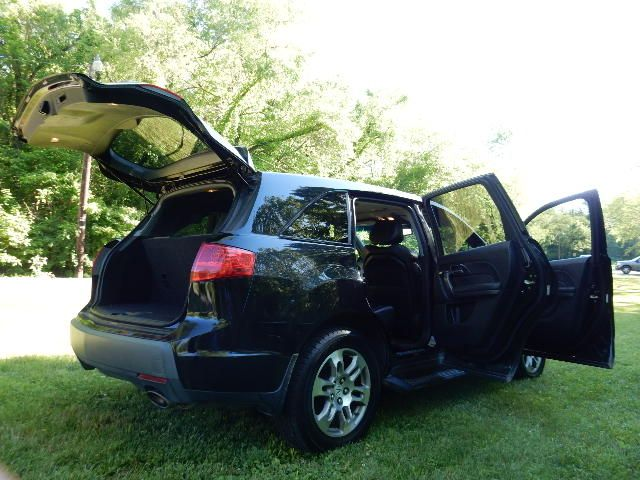 2008 Acura MDX Tech/Entertainment Pkg 3RD ROW SEAT Leesburg, Virginia 11