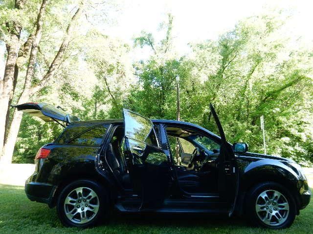 2008 Acura MDX Tech/Entertainment Pkg 3RD ROW SEAT Leesburg, Virginia 9