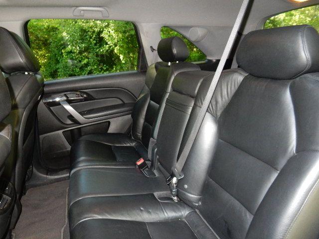 2008 Acura MDX Tech/Entertainment Pkg 3RD ROW SEAT Leesburg, Virginia 41