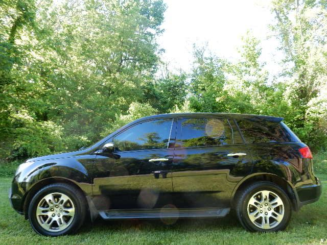 2008 Acura MDX Tech/Entertainment Pkg 3RD ROW SEAT Leesburg, Virginia 8