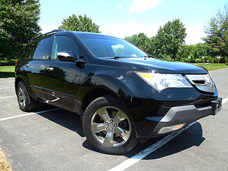 2008 Acura MDX Sport/Entertainment Pkg Leesburg, Virginia