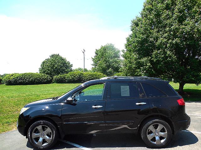 2008 Acura MDX Sport/Entertainment Pkg Leesburg, Virginia 5