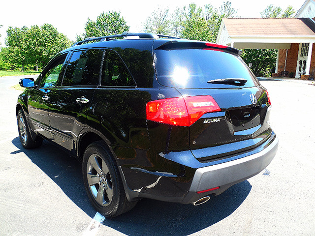 2008 Acura MDX Sport/Entertainment Pkg Leesburg, Virginia 2