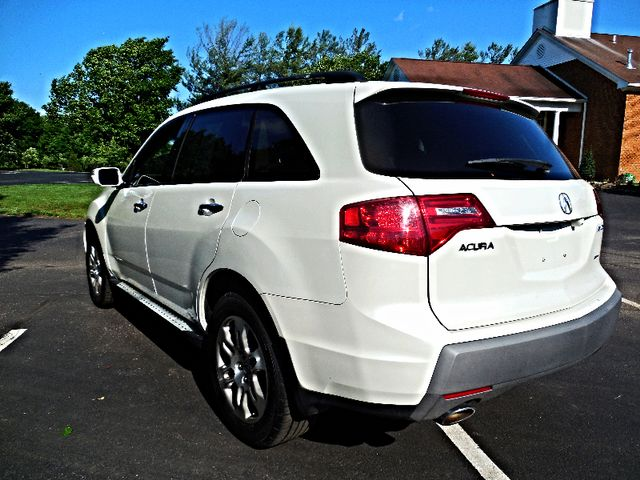2008 Acura MDX Tech Pkg Leesburg, Virginia 2