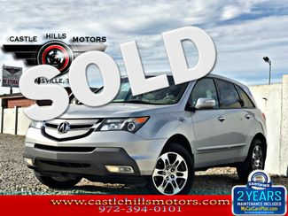 2008 Acura MDX Tech Pkg | Lewisville, Texas | Castle Hills Motors in Lewisville Texas