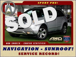 2008 Acura MDX Sport Pkg AWD - NAVIGATION - SUNROOF! Mooresville , NC