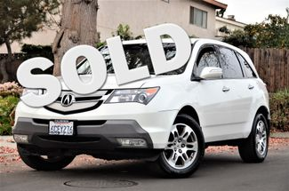2008 Acura MDX Tech/Entertainment Pkg Reseda, CA