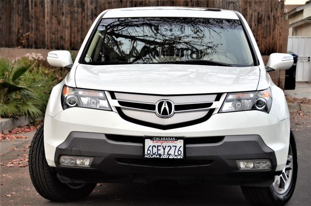 2008 Acura MDX Tech/Entertainment Pkg Reseda, CA 2