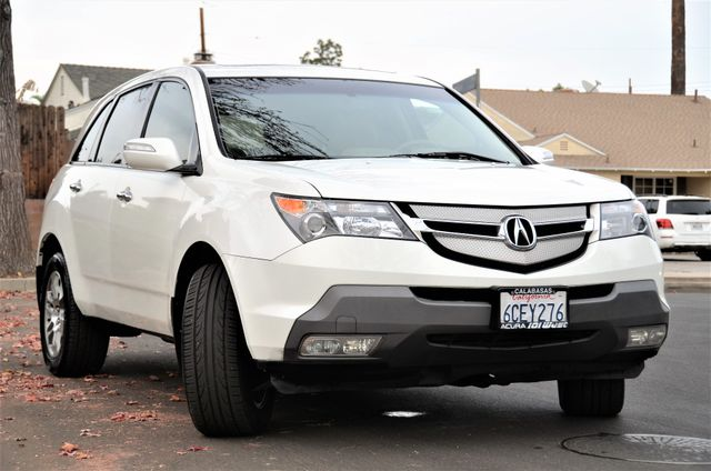 2008 Acura MDX Tech/Entertainment Pkg Reseda, CA 21