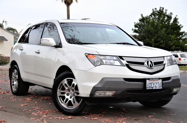 2008 Acura MDX Tech/Entertainment Pkg Reseda, CA 1