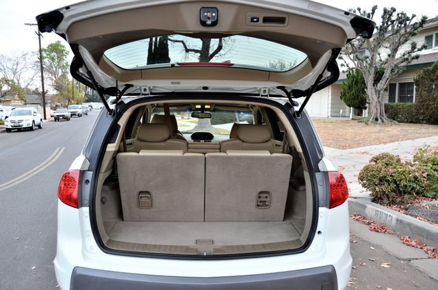 2008 Acura MDX Tech/Entertainment Pkg Reseda, CA 23