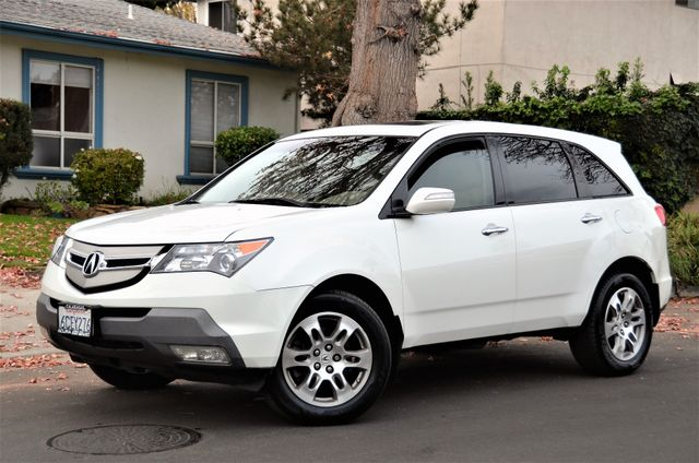 2008 Acura MDX Tech/Entertainment Pkg Reseda, CA 13