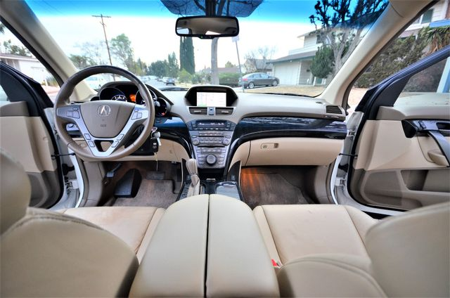 2008 Acura MDX Tech/Entertainment Pkg Reseda, CA 7