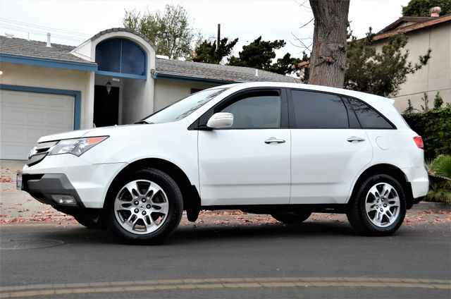 2008 Acura MDX Tech/Entertainment Pkg Reseda, CA 14