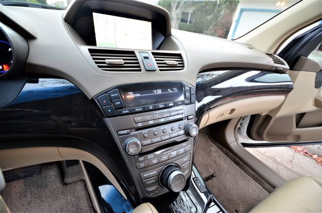 2008 Acura MDX Tech/Entertainment Pkg Reseda, CA 8