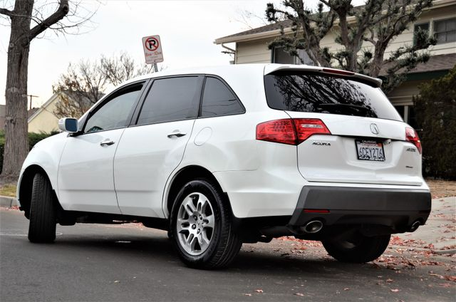 2008 Acura MDX Tech/Entertainment Pkg Reseda, CA 17