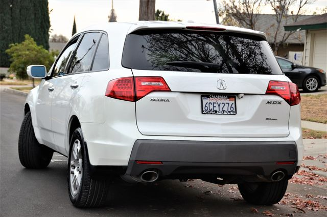 2008 Acura MDX Tech/Entertainment Pkg Reseda, CA 18