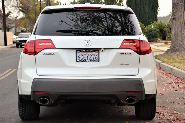 2008 Acura MDX Tech/Entertainment Pkg Reseda, CA 3
