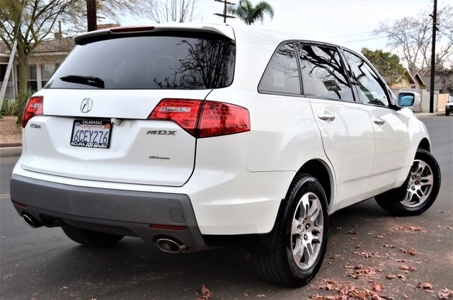 2008 Acura MDX Tech/Entertainment Pkg Reseda, CA 19