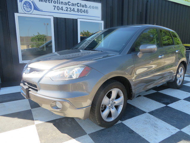 2008 Acura RDX Charlotte-Matthews, North Carolina 0