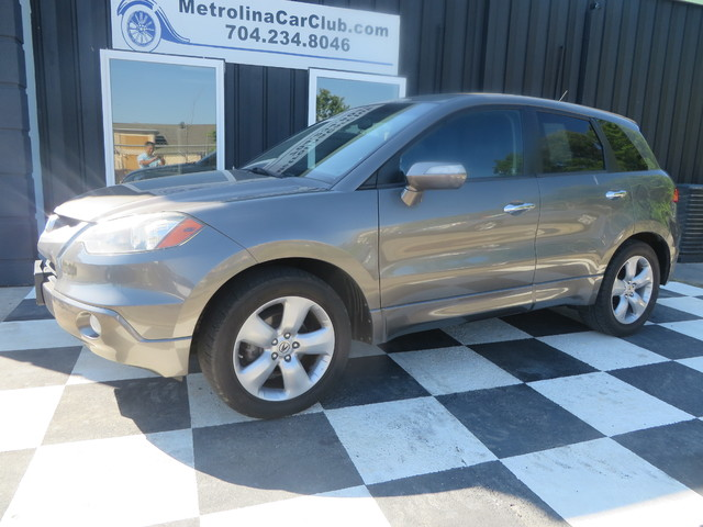 2008 Acura RDX Charlotte-Matthews, North Carolina 1