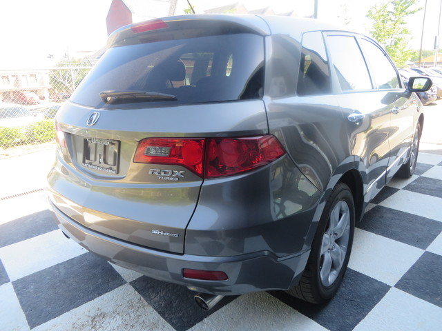 2008 Acura RDX Charlotte-Matthews, North Carolina 10