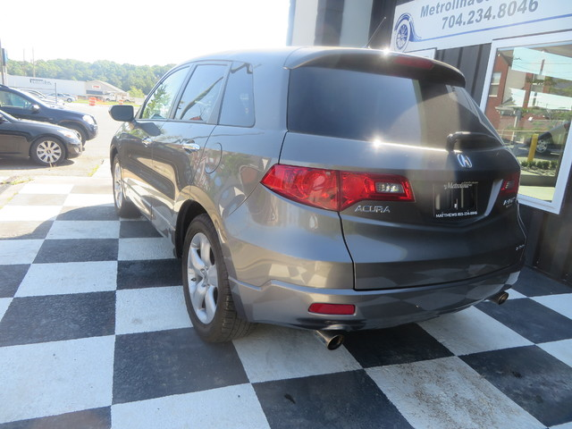 2008 Acura RDX Charlotte-Matthews, North Carolina 4