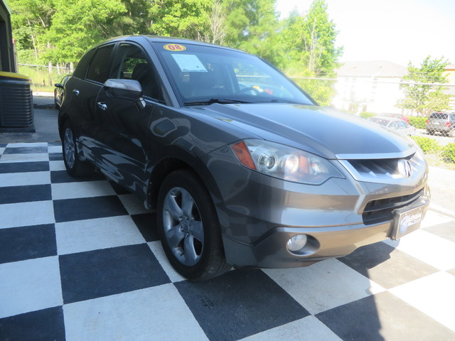 2008 Acura RDX Charlotte-Matthews, North Carolina 5