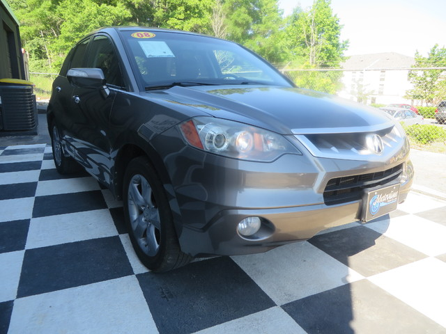 2008 Acura RDX Charlotte-Matthews, North Carolina 7