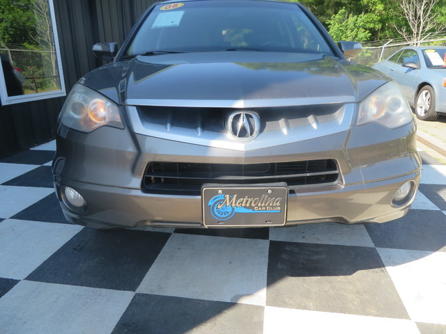 2008 Acura RDX Charlotte-Matthews, North Carolina 8