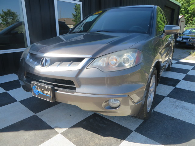 2008 Acura RDX Charlotte-Matthews, North Carolina 9
