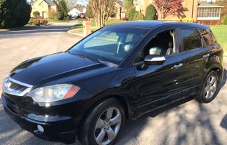 2008 Acura- 2 Owners!! 31 Service Records! RDX-CARMARTSOUTH.COM Knoxville, Tennessee 2