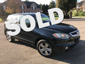 2008 Acura- 2 Owners!! 31 Service Records! RDX-CARMARTSOUTH.COM Knoxville, Tennessee