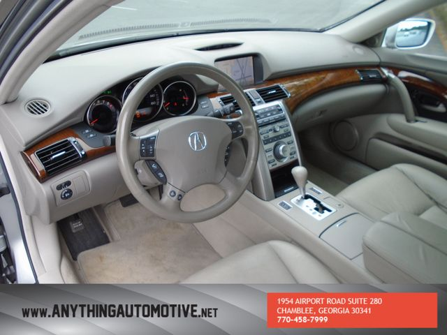 2008 Acura RL Tech Pkg Chamblee, Georgia 33